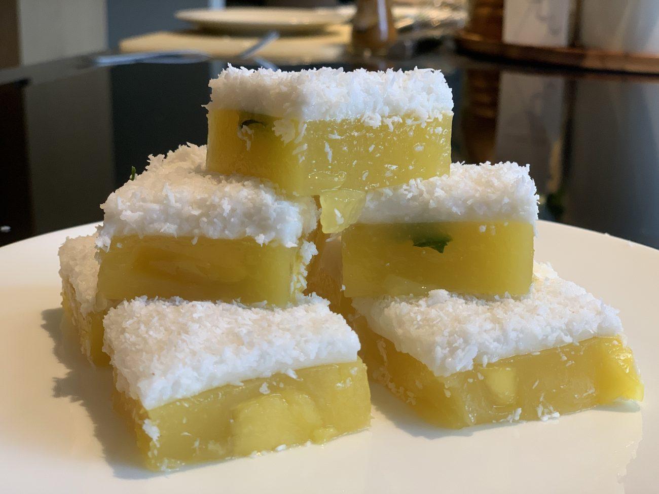 Dessert – Mango & Kokos Traktatie